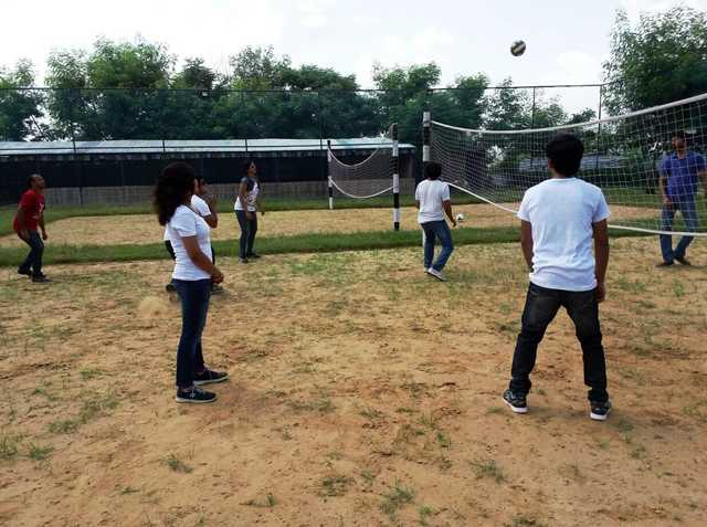 sport activity in Delhi NCR